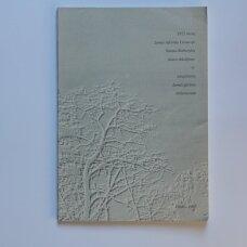 1922 metų žemės reforma Lietuvoje : Simno-Kolesnykų dvaro išdalijimo ir naujakurių žemės gavimo dokumentai