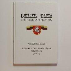 Amerikos lietuvių kultūros archyvas (ALKA)