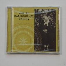 Anelės Karmonienės dainos CD
