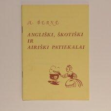 Angliški, škotiški ir airiški patiekalai