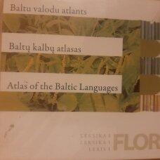 Baltų kalbų atlasas : Leksika 1:  Flora DVD