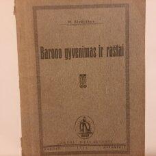 Barono gyvenimas ir raštai