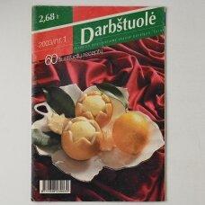 Darbštuolė 2003, Nr. 1