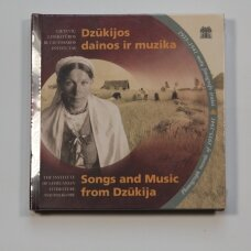 Dzūkijos dainos ir muzika + CD