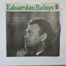 Eduardo Balsio lengvoji muzika LP
