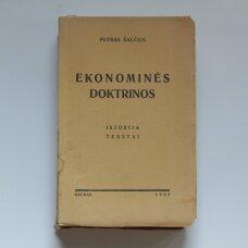 Ekonominės doktrinos