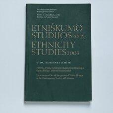 Etniškumo studijos 2005
