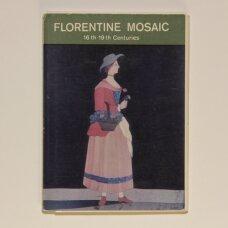 Florentine mosaic 16 th-19 th centuries
