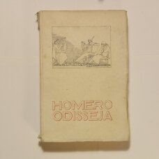 Homero Odisseja