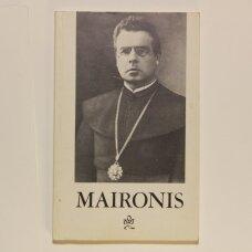 Jonas Mačiulis-Maironis, 1862–1932