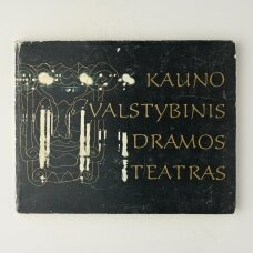 Kauno valstybinis dramos teatras, 1920-1970