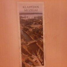 Klaipėdos muziejai