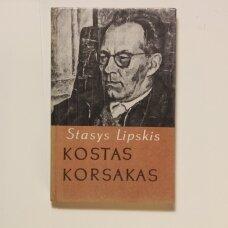 Kostas Korsakas : gyvenimo ir kūrybos apybraiža