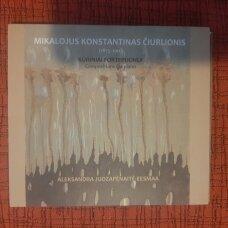 Kūriniai fortepijonui CD