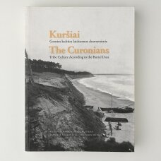 Kuršiai = The Curonians : genties kultūra laidosenos duomenimis