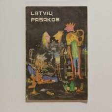 Latvių pasakos