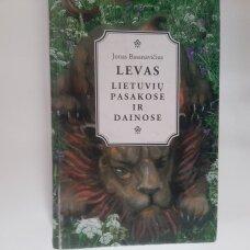 Levas lietuvių pasakose ir dainose