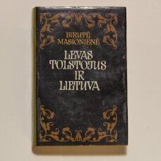 Levas Tolstojus ir Lietuva