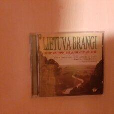 Lietuva brangi CD