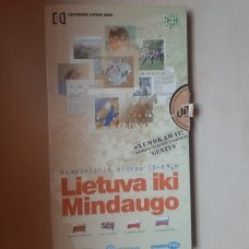 Lietuva iki Mindaugo DVD