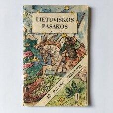 Lietuviškos pasakos 1