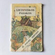 Lietuviškos pasakos 3
