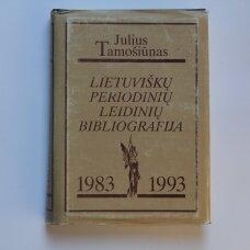 Lietuviškų periodinių leidinių bibliografija, 1983-1993