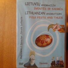 Lietuvių animacija DVD