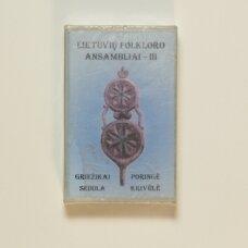Lietuvių folkloro ansambliai - III MC