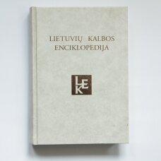 Lietuvių kalbos enciklopedija
