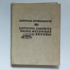 Lietuvių liaudies dainų melodikos bruožai