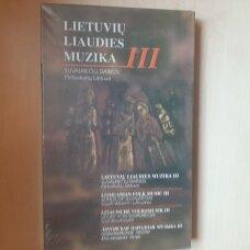 Lietuvių liaudies muzika III : Suvalkiečių dainos. Pietvakarių Lietuva  2 CD