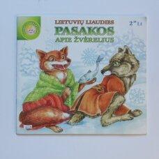 Lietuvių liaudies pasakos apie žvėrelius