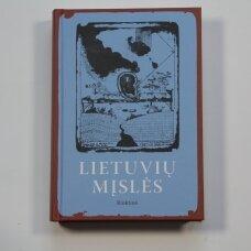 Lietuvių mįslės. Rinktinė
