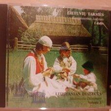 Lietuvių tarmės  D. I-III CD