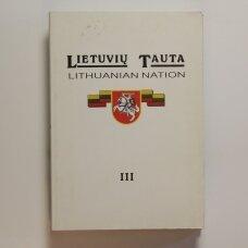 Lietuvių tauta Kn. 3
