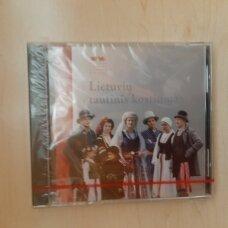 Lietuvių tautinis kostiumas CD-ROM