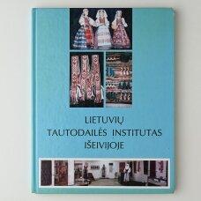 Lietuvių tautodailės institutas išeivijoje