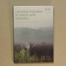 Lietuvių tikėjimai ir žinios apie sveikatą DVD