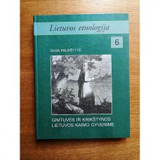 Lietuvos etnologija 6. Gimtuvės ir krikštynos Lietuvos kaimo gyvenime