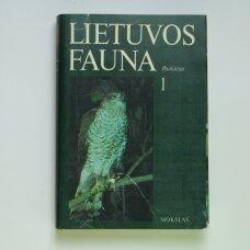 Lietuvos fauna. Kn. 1 : Paukščiai