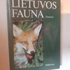 Lietuvos fauna  T. 1  : Žinduoliai