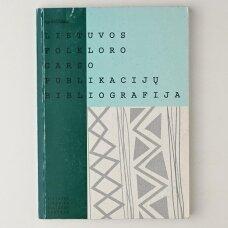 Lietuvos folkloro garso publikacijų bibliografija