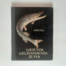 Lietuvos gėlavandenės žuvys