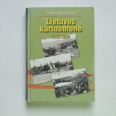 Lietuvos kariuomenė 1918-1920 metais