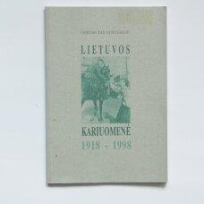 Lietuvos kariuomenė 1918-1998
