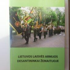 Lietuvos laisvės armijos desantininkai Žemaitijoje