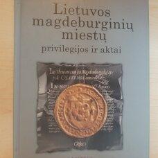 Lietuvos magdeburginių miestų privilegijos ir aktai  T. IV : Alytus