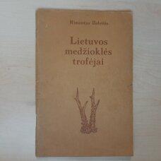 Lietuvos medžioklės trofėjai