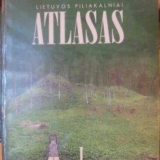 Lietuvos piliakalniai : atlasas (III tomai)